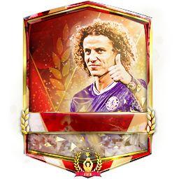 David Luiz FIFA Mobile 17 - 100 | Futhead