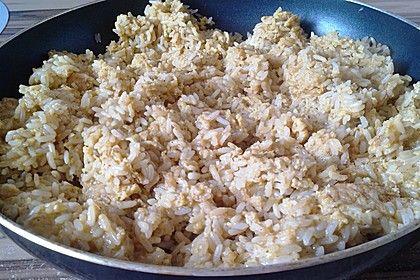 Gebratener Reis mit Ei (Rezept mit Bild) von paehm   Chefkoch.de