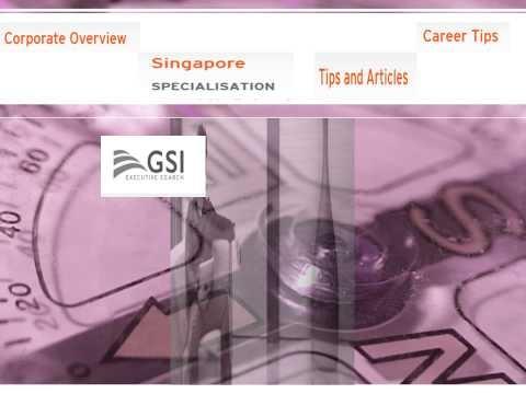 executive search singapore