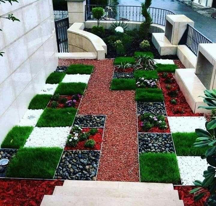 Pin By S D On Garden In 2020 Garden Layout Garden Design Outdoor Gardens Design