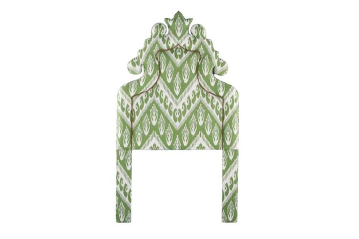 Ceylon_green Scheherazade headboard