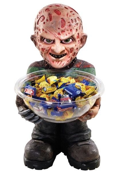 Freddy Krueger Candy Bowl Holder in 2018 HALLOWEEN ALL THE TIME