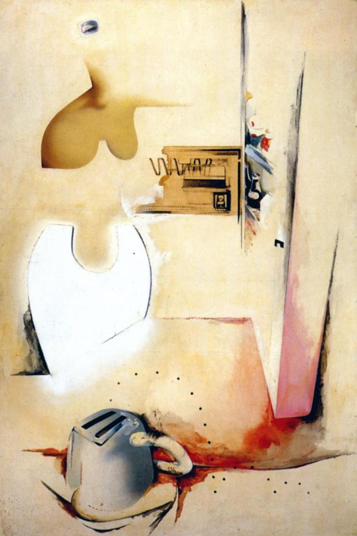 1958 1961 Richard Hamilton She, Pop Art. @deFharo