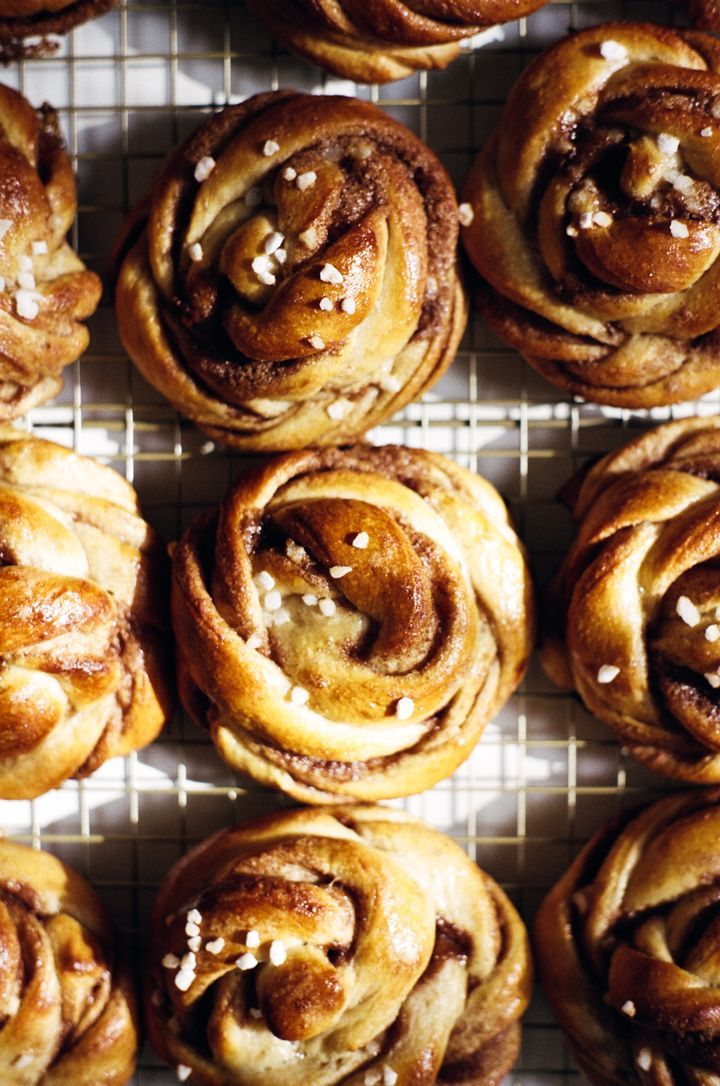 Spelt Cinnamon and Cardamom Buns | Apt. 2B Baking Co.