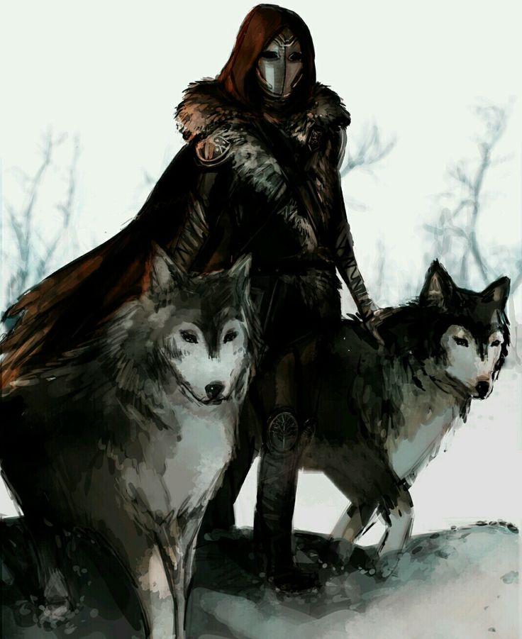 Hunter, Iron Lord