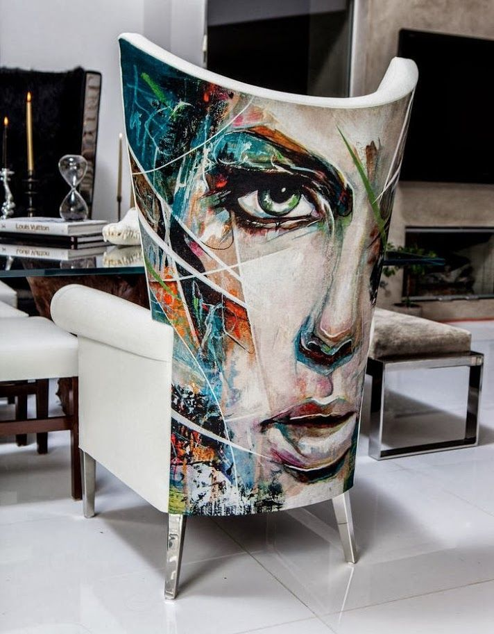 Rather cool chair
