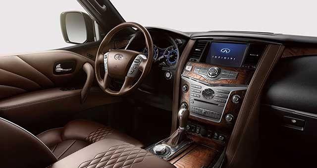 2020 Infiniti QX80 Redesign, Interior >> 2020 Infiniti Qx80 Interior Concept Cars Group Pins 2015
