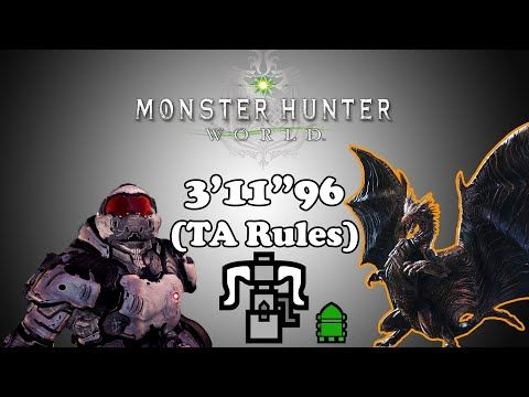 MHW PC w/ Mods] Arch Tempered Kushala Daora - HBG TA Rules