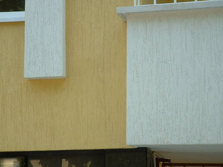 Strukturputz Farben, Muster und Texturen für außen und