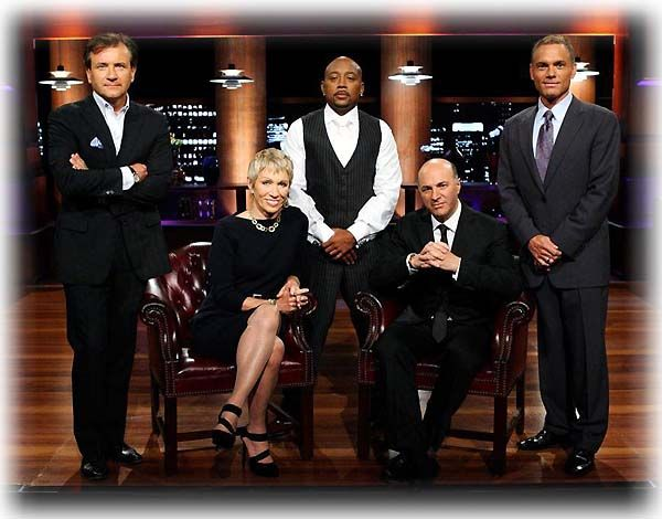 Shark Tank TV Show.. THESE GIUYS JUST HAVE TOO MUCH MONEY.. BUT I LIKE THE SHOW