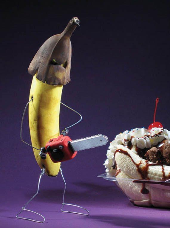 Банан картинки прикол
