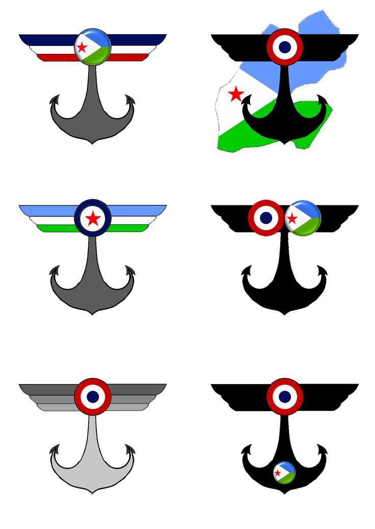 Recherche logo magasin d'habillement. Armées françaises. *1