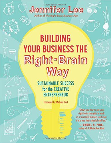 Building Your Business the Right-brain Way: Sustainable Success for the Creative Entrepreneur di Michael Port http://www.amazon.it/dp/1608682560/ref=cm_sw_r_pi_dp_Jb8nwb1VD36DK