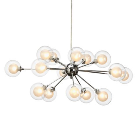 Maddox Chandelier From Z Gallerie For The Home