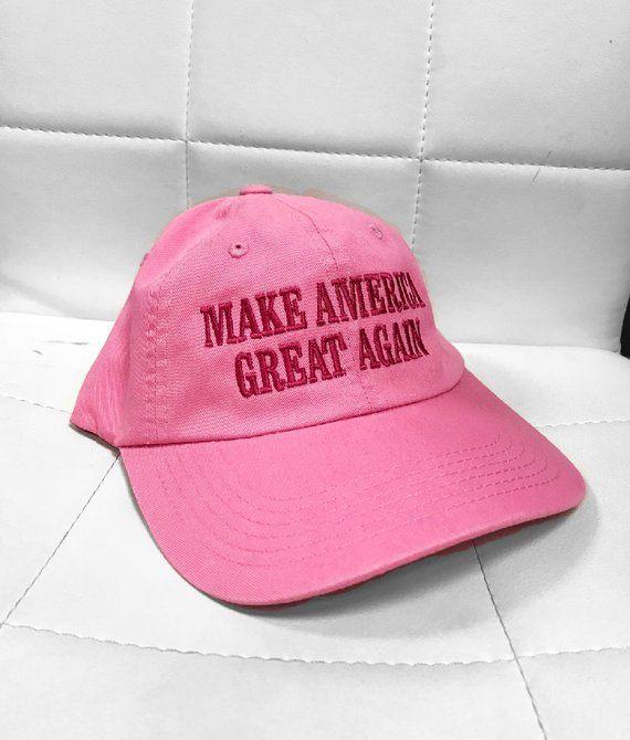 8a0ade5a960 Pink MAGA Hat