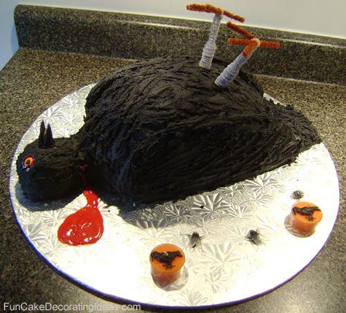Liver Bird Cake Decorations