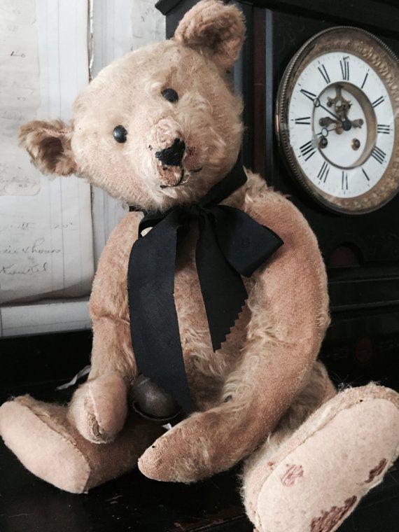Steiff Bear Antique teddy Bear