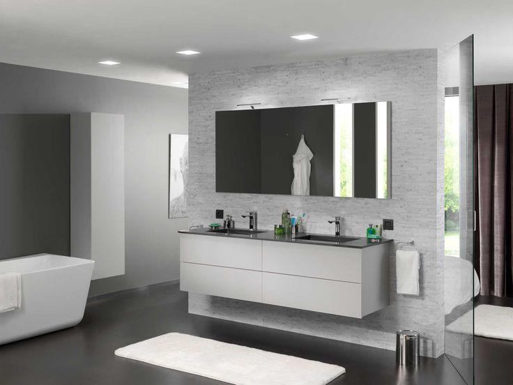 25 beste idee n over zwarte badkamers op pinterest donkere geschilderde muren zwarte tegels - Badkamer kamer model ...