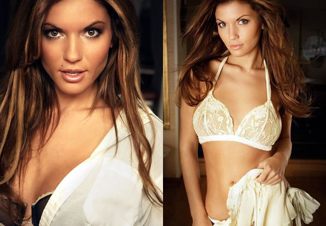 One of the hottest wags back in the day, Oksana Anderson dated Christian Wilhelmsson for a few years not sure whats going on now. She was born in Russia but moved to sweden at very young age. She has worked as a signer, actress and dancer for a band Sunblock.  #celebritynews #celebritygirlfriends #celebritywives #footballers