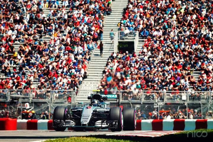 #CanadianGP #F1 2016