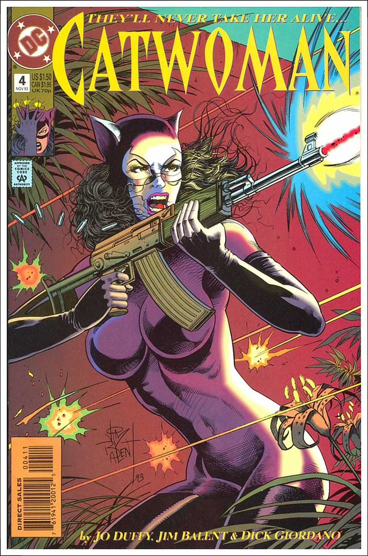 Book Cover Art Database : Best images about catwoman comic book covers on