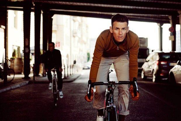 Centilmen bisikletçinin stili: Rapha City Sonbahar / Kış 2013