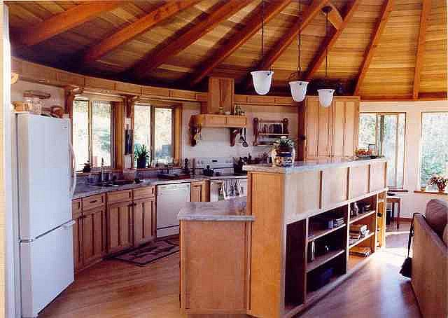 I'm imagining spreading out all over that kitchen.  So much cooking.