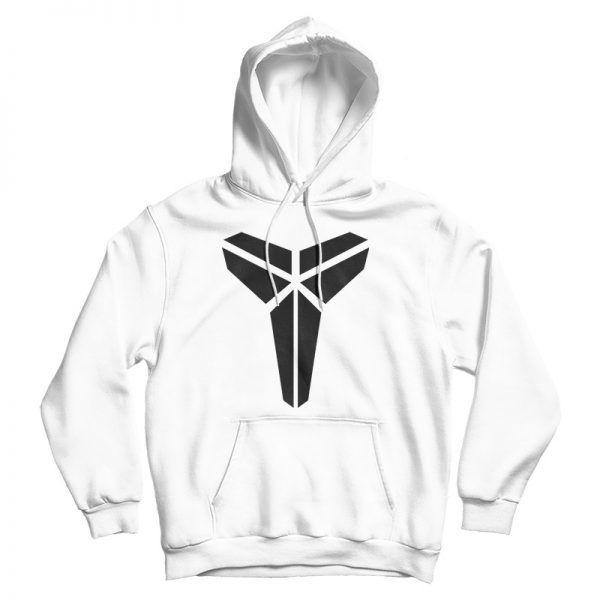 Kobe Bryant Logo Black Mamba Hoodie