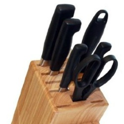 On the 7th Day of Christmas… A J.A. Henckels Knife Set Giveaway!
