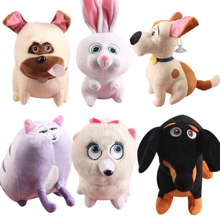 $4.66 (Buy here: https://alitems.com/g/1e8d114494ebda23ff8b16525dc3e8/?i=5&ulp=https%3A%2F%2Fwww.aliexpress.com%2Fitem%2F1PC-Mini-Dog-Toy-The-Secret-Life-of-Pets-Plush-Toy-Kawaii-Dog-Doll-Max-Toy%2F32688293091.html ) 1PC Mini Dog Toy The Secret Life of Pets Plush Toy Kawaii Dog Doll Max Toy pet plush toy doll For Baby about 18cm for just $4.66