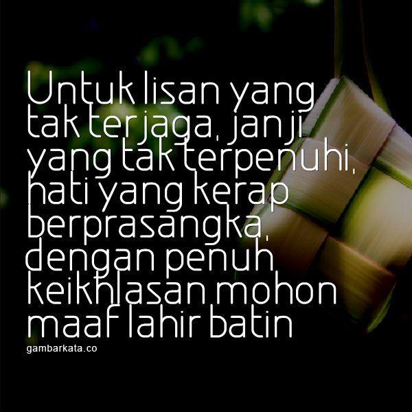 Gambar Kata Kata Ucapan Lebaran Idul Fitri – Kali ini kami ingin memberikanGambar Kata Kata Ucapan Lebaran Idul Fitri khususnya bagi umat muslim di indonesia, dengan senang hati kami ingin m…