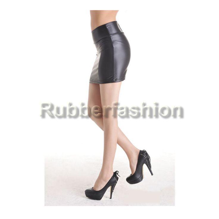 Kurzer Sexy Glanz Rock Skirt schwarz metallic bis Taille #Wetlook #Glanz #Knackarsch #Minirock #metallic #Taillenrock #Rock #skirt 12.90 EUR inkl. 19% MwSt. zzgl. Versand