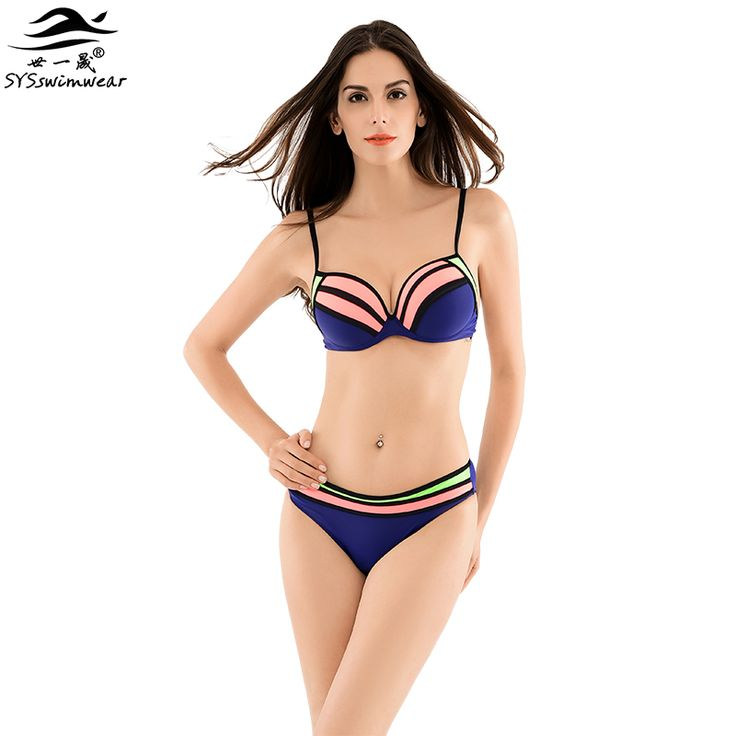 $17.55 (Buy here: https://alitems.com/g/1e8d114494ebda23ff8b16525dc3e8/?i=5&ulp=https%3A%2F%2Fwww.aliexpress.com%2Fitem%2FHigh-quality-New-Fashion-Sexy-Solid-Patchwork-Bikini-Swimwear-Underwire-4-colors-Sling-XS-XL-Swimsuit%2F32703516558.html ) High quality New Fashion Sexy Solid Patchwork Bikini Swimwear Underwire 4 colors Sling  XS-XL Swimsuit Low Waist Bsthing suit for just $17.55
