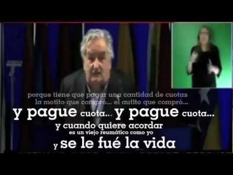 Impresionante Discurso - Presidente Mujica - Naciones Unidas (Version co...