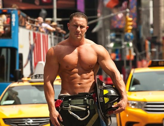 firefighters muscles claendars | Muscled Hunky