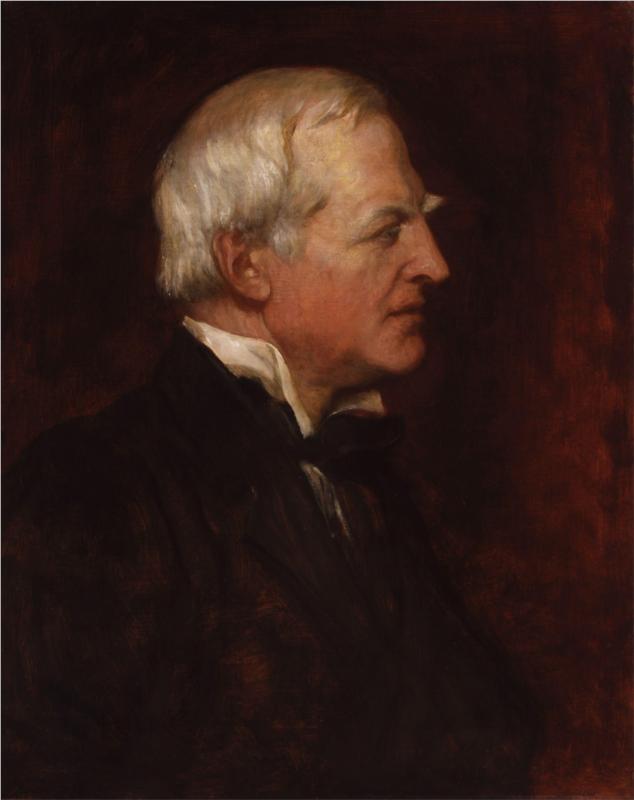 Robert Lowe, 1st Viscount Sherbrooke  George Frederick Watts