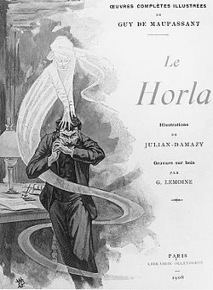 Le Horla - Guy de Maupassant - SensCritique