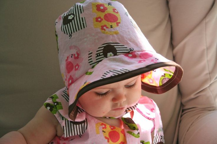 free baby bonnet patterns to sew   Baby Bonnets Abound!
