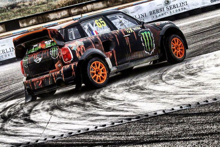 Programme RallyCross Franciacorta 2015