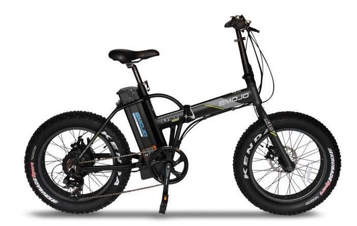 Emojo Lynx Pro Ultra 2 48v 500w Electric Bike More Colors Available Folding Electric Bike Electric Bike Bike