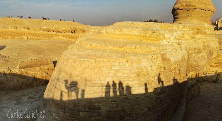 Caminando #Walking     #giza #gizah #pyramids #esfinge #shepsanj #guiza #greatsphinxofgiza #great #mytravelgram #travelphotography #travel #egypt #egipto