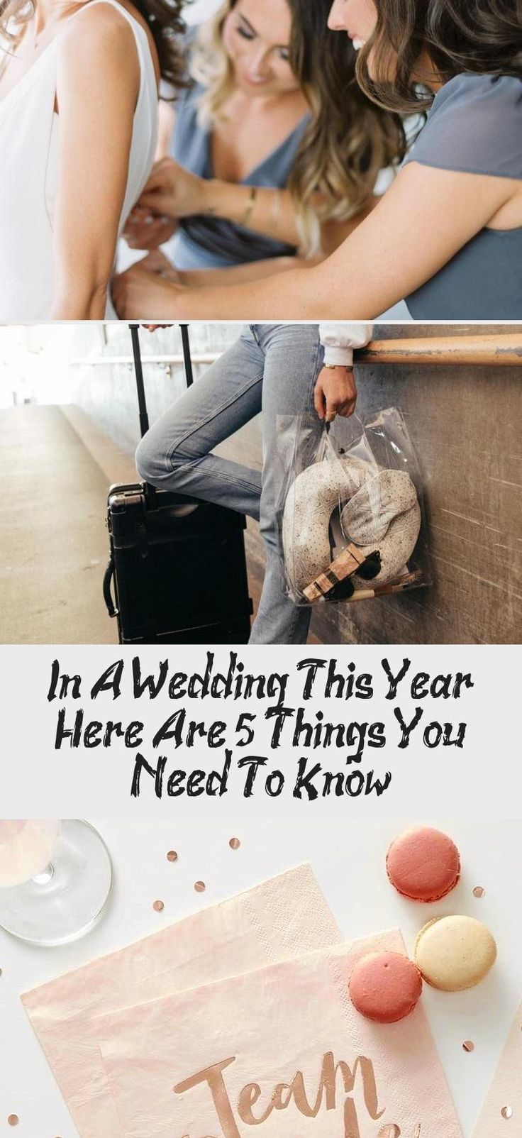 In a Wedding This Year? Here Are 5 Things You Need to Know | The Everygirl #BridesmaidDressesBlue #TaupeBridesmaidDresses #ModestBridesmaidDresses #BurgundyBridesmaidDresses #SimpleBridesmaidDresses