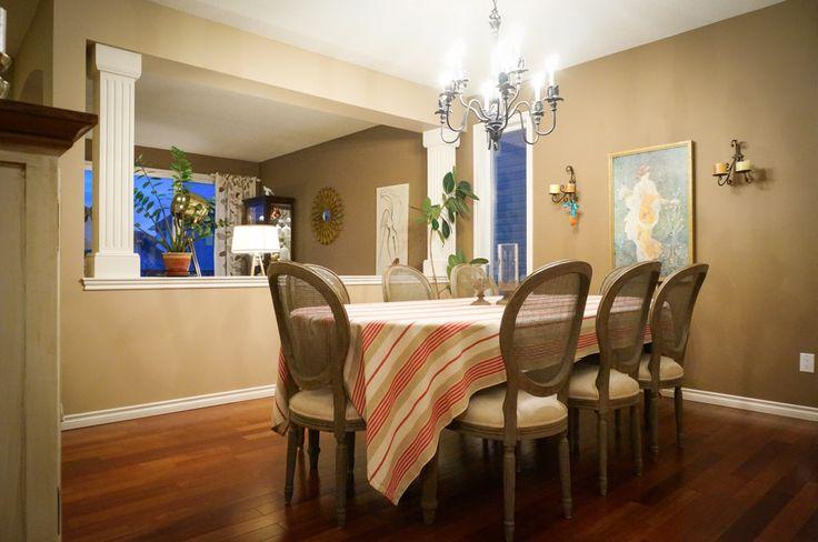 Dining Room, home, Edmonton