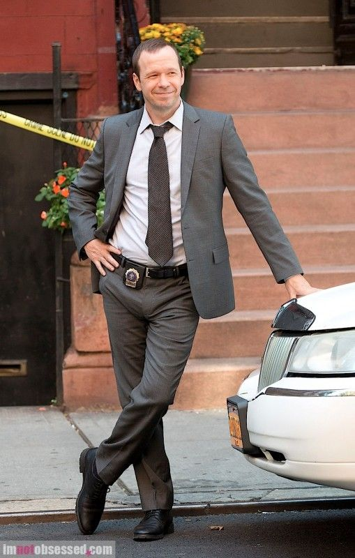 donnie wahlberg en blue bloods