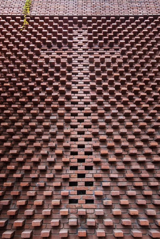 Gallery of Dong Yugan's Brick Art Museum Through the Lens of He Lian - 6