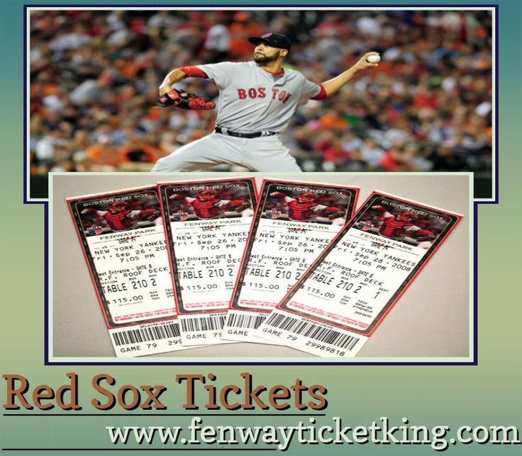 More detail about Red Sox Tickets available visit at: http://www.fenwayticketking.com/red_sox_spring_training_tickets.html