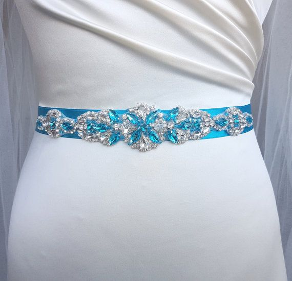 Funky Vintage Wedding Dress Sashes Belts Pictures - Wedding Dresses ...