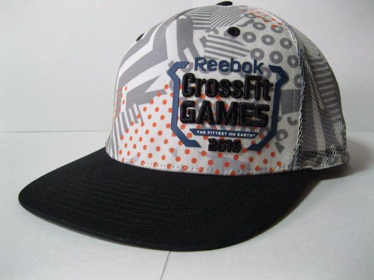 games cap trucker adjustable cm reebok classic baseball crossfit hat