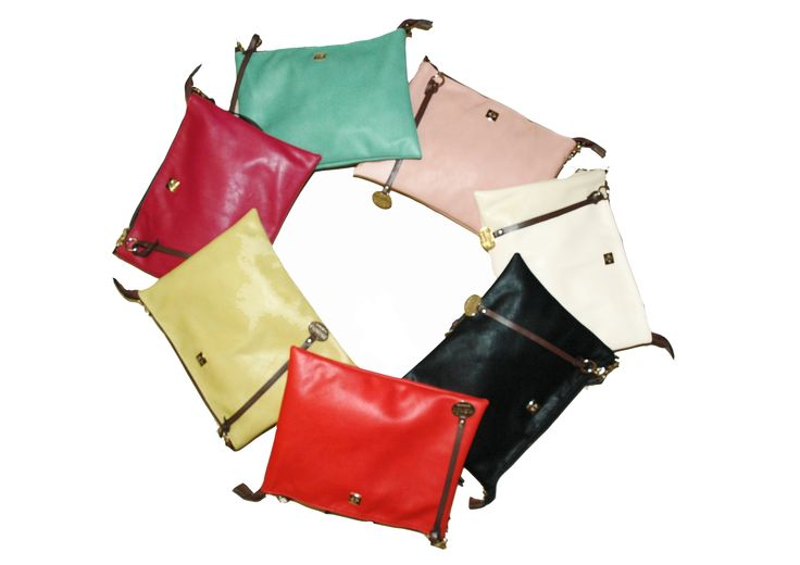 colour purses www.abrile.com