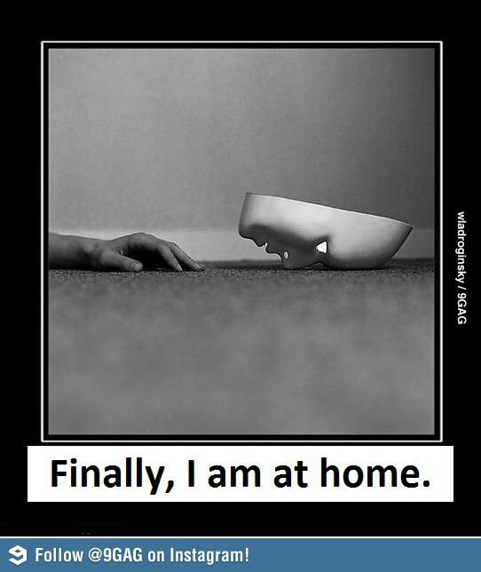 This. Yes. Daily. So true. And right now home is at the station.